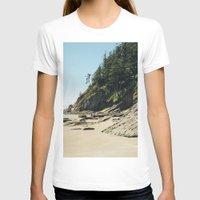 oregon T-shirts featuring OREGON COAST by Outdoor Bro