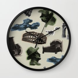 Bloomsday 2013 Wall Clock
