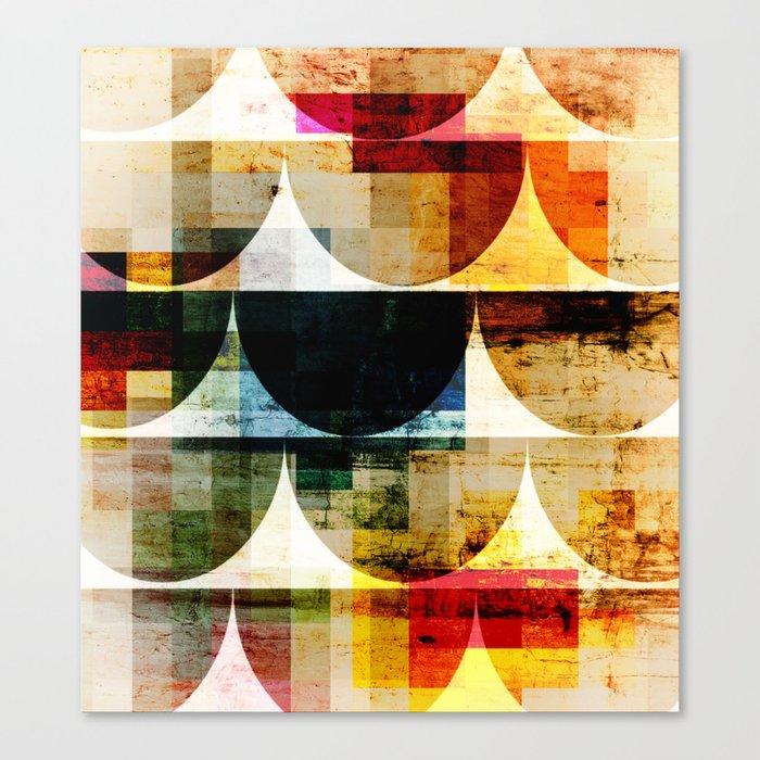 umgumela XXXIII Canvas Print