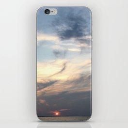 The Sun Sleeps iPhone Skin