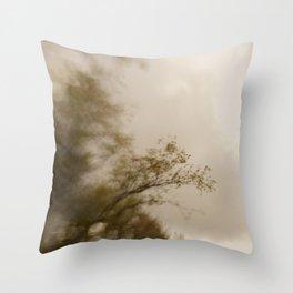winter's tale Throw Pillow