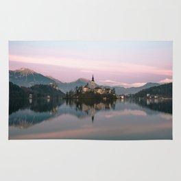 Bled, Slovenia IV Rug
