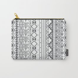 Aztec pattern 004 Carry-All Pouch