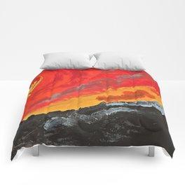 The eternal firey Sun Comforters