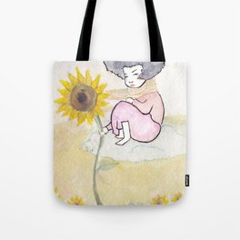 Sunflower Nation Tote Bag