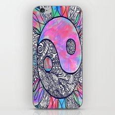 The Ying and the Yang iPhone & iPod Skin