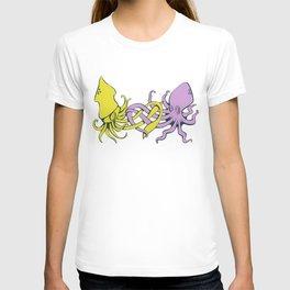 undersea valentines T-shirt