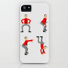 KRAF-TWERK iPhone Case