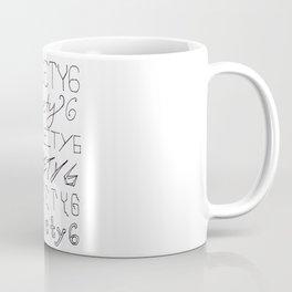 Six Society Sixes Coffee Mug