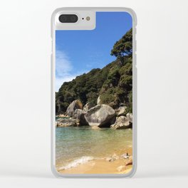 Bliss Clear iPhone Case