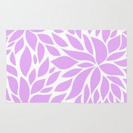Bloom - lavender Rug