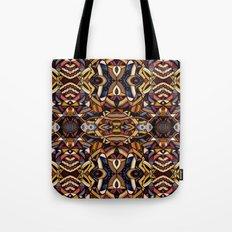Angle Land Extrapolated Tote Bag