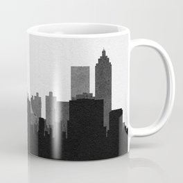 City Skylines: Atlanta Coffee Mug