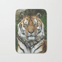 Majestic Fixed Tiger Stare Bath Mat