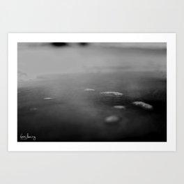 Northern Irish Waters Art Print