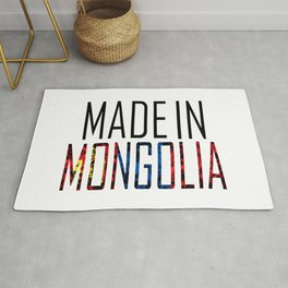 Made In Mongolia Rug