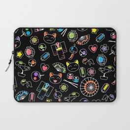 Kawaii Doodles Laptop Sleeve
