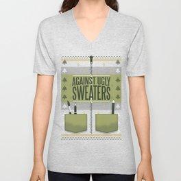 Ugly Sweaters Unisex V-Neck