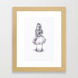Jasmine Framed Art Print