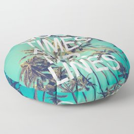 Good Times Floor Pillow