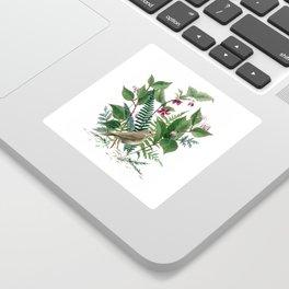 Woodland Birdsong Sticker