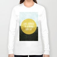 brand new Long Sleeve T-shirts featuring Brand New Day by serenefolio