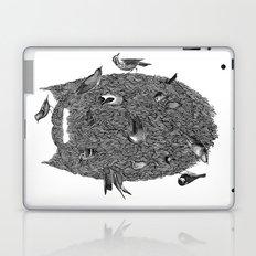 Bird Beard Laptop & iPad Skin