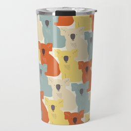 Koalas Travel Mug