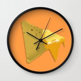 It's Nacho Cheese Wall Clock