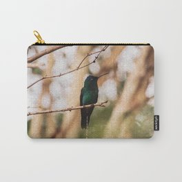 Bird - Photography Paper Effect 007 Carry-All Pouch