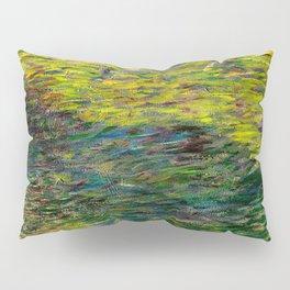 Monet : Woman with a Parasol Pillow Sham
