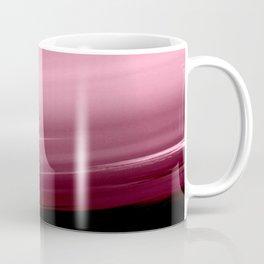Merlot Wine Smooth Horizon Ombre Coffee Mug