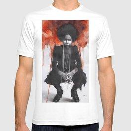 Silent Nina T-shirt