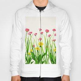 Wildflowers III Hoody