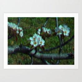 powerflower Art Print
