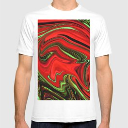 Wormhole Red T-shirt