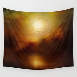 Poesia II Wall Tapestry