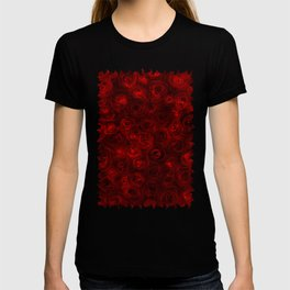 Red for Cy T-shirt