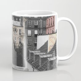 Paris I (Tags) Coffee Mug