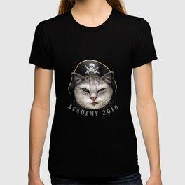 PIRATECAT ACADEMY T-shirt