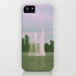Echo Park Lake iPhone Case