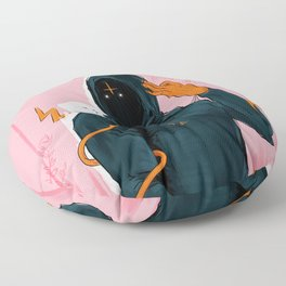 Hoodie Melo Floor Pillow