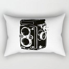 Analog power Rectangular Pillow