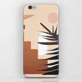 Abstract Elements 19 iPhone Skin