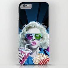 Watching Movie iPhone 6 Plus Slim Case