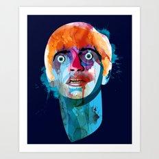 Unttld Art Print
