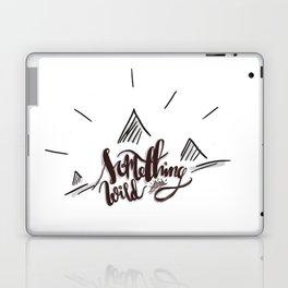 Something wild Laptop & iPad Skin