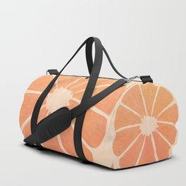 Grapefruit Duffle Bag