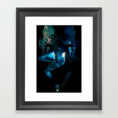 Night Moves Framed Art Print