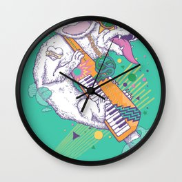 NeverEnding Solo Wall Clock